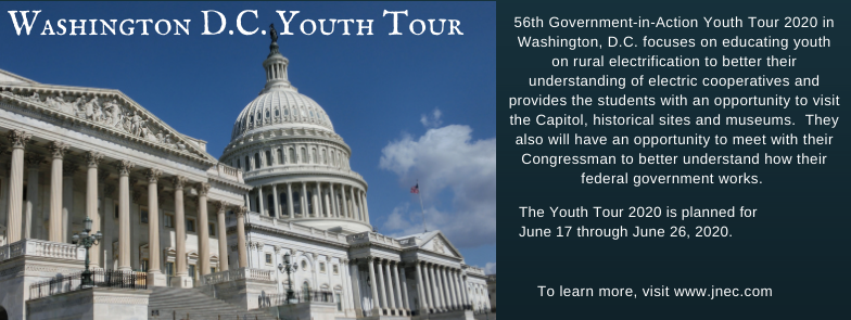 Information about Government-In-Action Youth Tour
